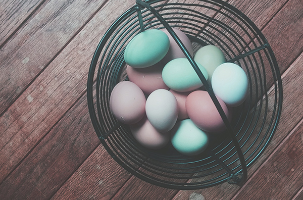Diversifying your investments - how to put eggs in different baskets