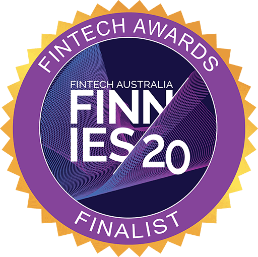 Fintech Finalist Badge 2020